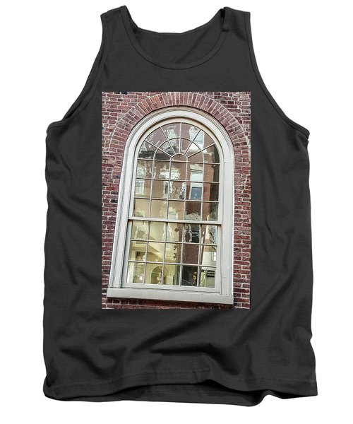 Looking Into History Tank Top by Bruce Carpenter
