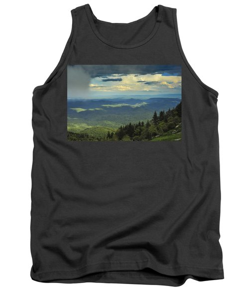 Looking Over The Valley Tank Top