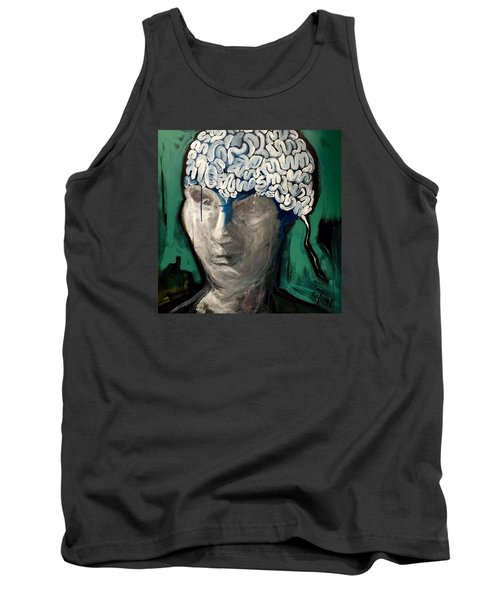 Loose Ends Tank Top