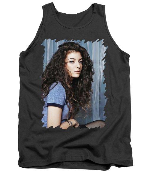 Lorde Tank Top