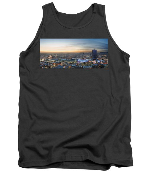 Los Angeles West View Tank Top by Kelley King