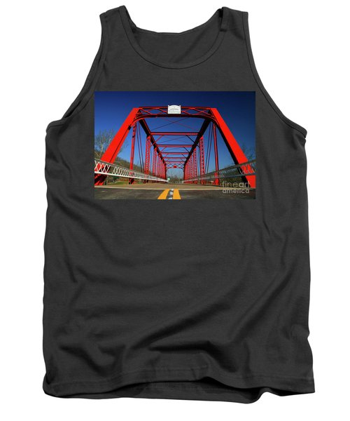 Lost Bridge Tank Top