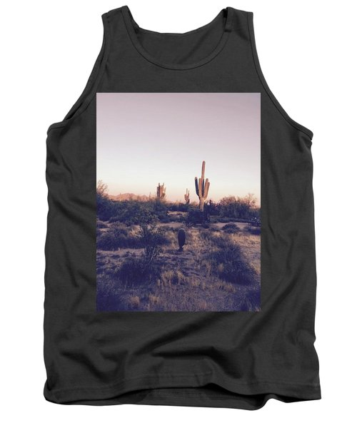 Lost In The Desert Tank Top