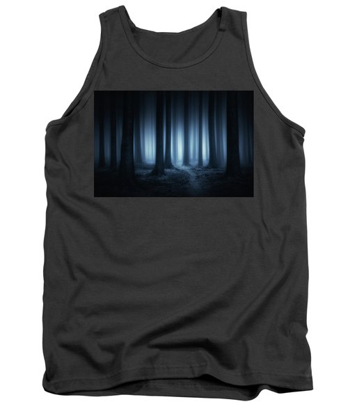 Lost In The Forest Tank Top