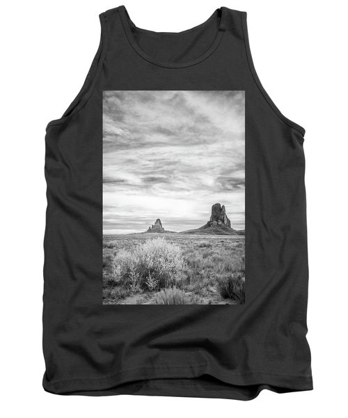 Lost Souls In The Desert Tank Top by Jon Glaser