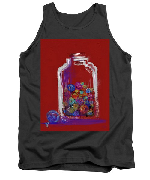 Lost Your Marbles? Tank Top