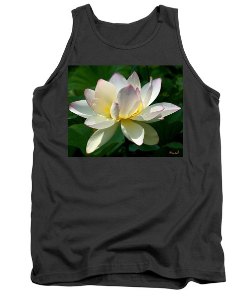 Lotus Beauty--disheveled Dl061 Tank Top