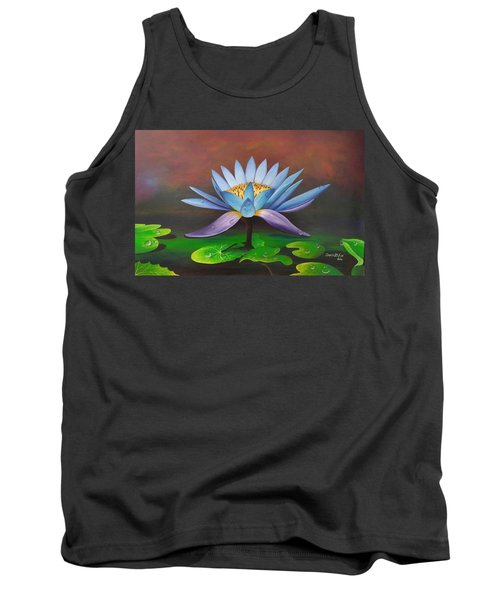 Lotus Blossom Tank Top