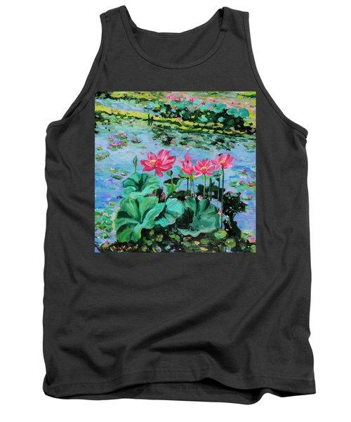 Lotus Tank Top