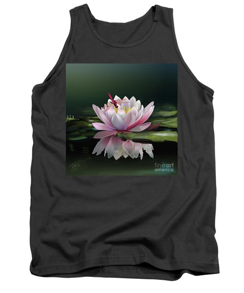 Lotus Meditation Tank Top