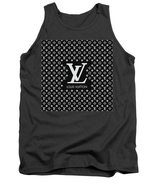 Louis Vuitton Pattern - Lv Pattern 11 - Fashion And Lifestyle Tank Top