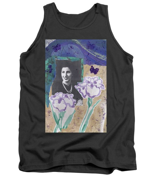 Louise In Boston 1944 In Memory Of My Mother Tank Top