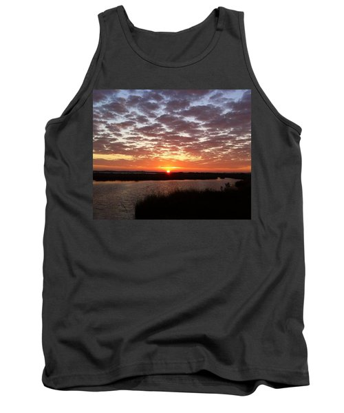 Tank Top featuring the photograph Louisiana Morning by John Glass