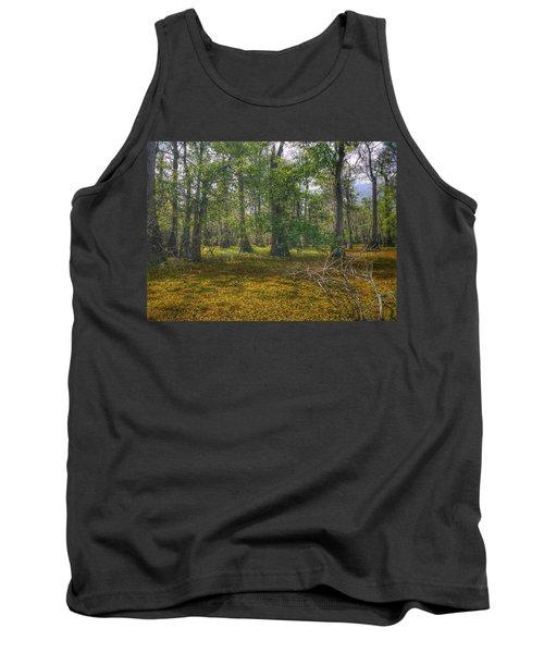 Louisiana Swamp Tank Top