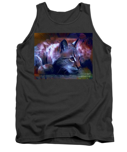 Lovable Feline Tank Top