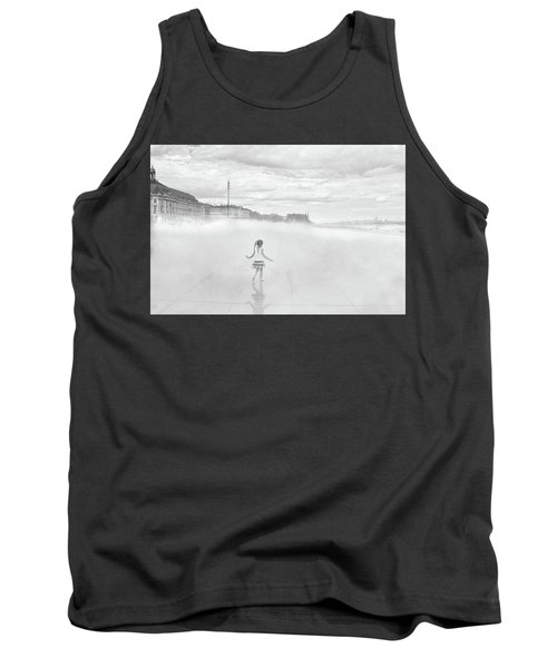 Love And Imagination Tank Top