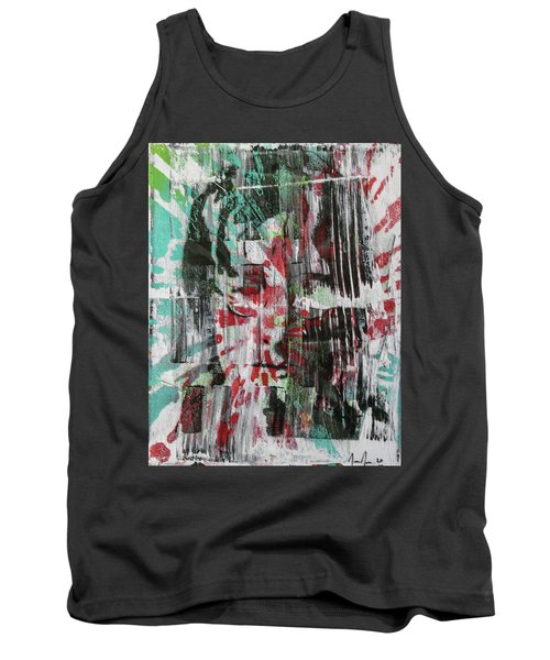 Love And Peace Are Eternal Tank Top