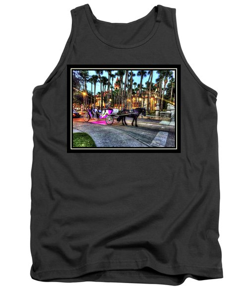 Love And St Augustine Tank Top by Steven Lebron Langston