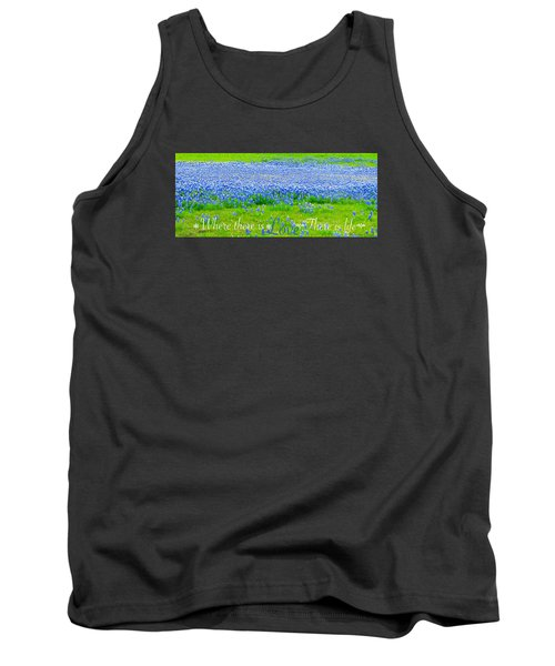 Tank Top featuring the photograph Love by David Norman