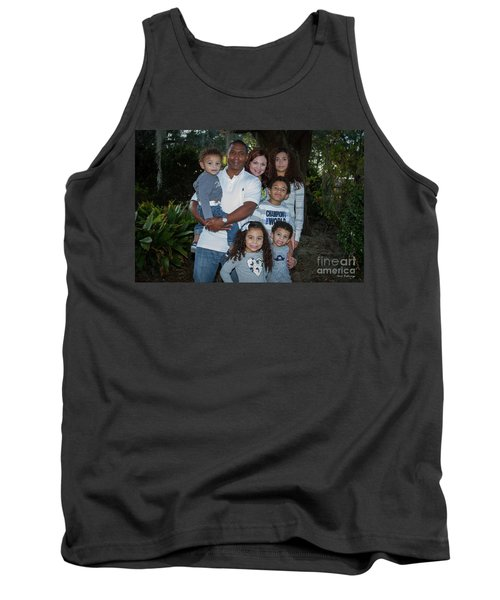 Tank Top featuring the photograph Love Demonstrated 2 James Ingram Family Art by Reid Callaway
