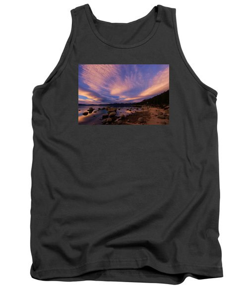 Love Is A Rocky Road Tank Top by Sean Sarsfield