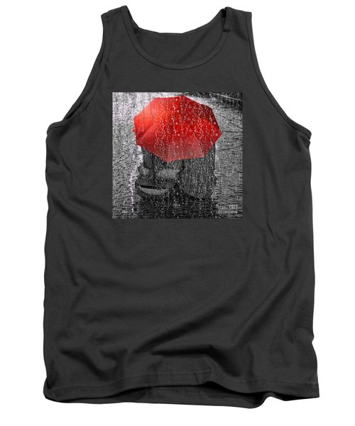 Love Tank Top by Mo T