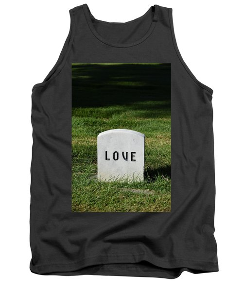 Love Monument Tank Top