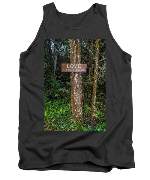 Love On A Tree Tank Top