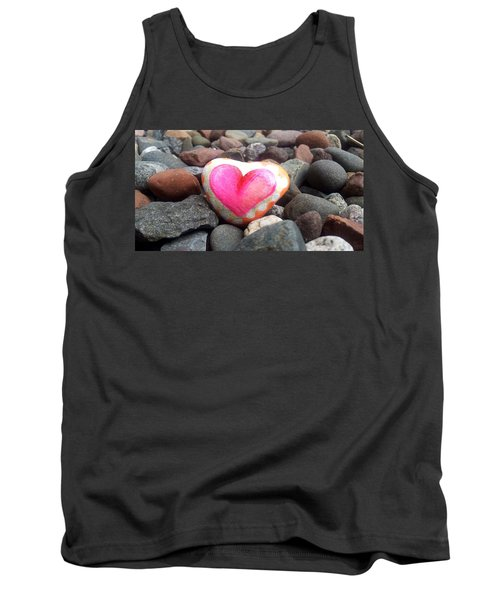 Love On The Rocks Tank Top