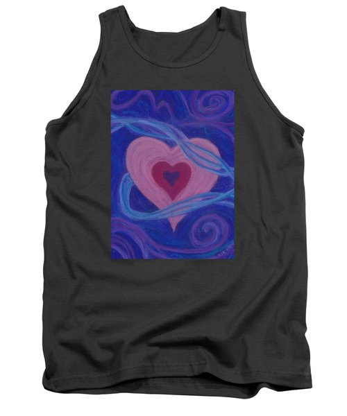 Love Ribbons Tank Top