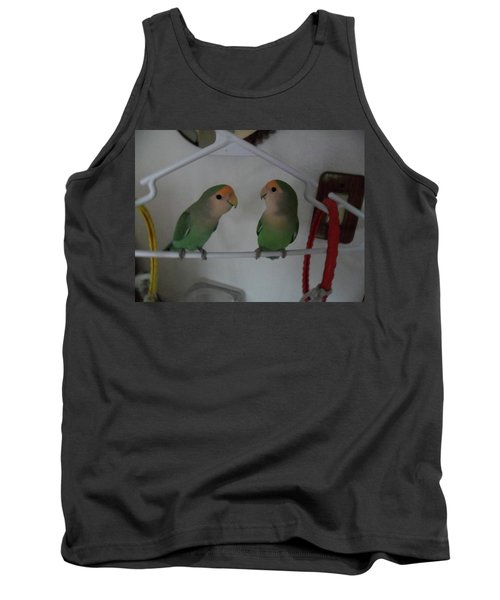 Lovebirds Tank Top