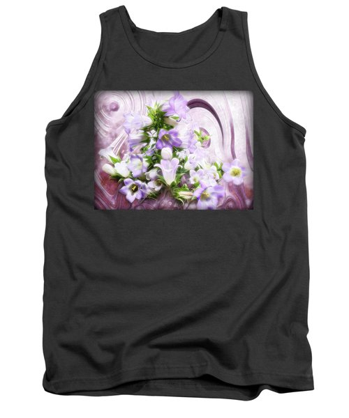 Lovely Spring Flowers Tank Top