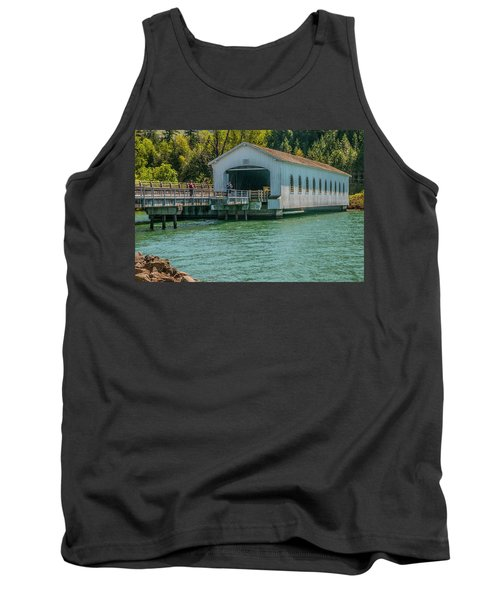 Lowell Covered Bridge Tank Top