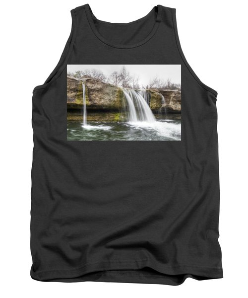 Lower Mckinney Falls Tank Top
