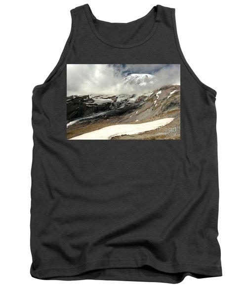 Lower Rainier Snowfield Tank Top
