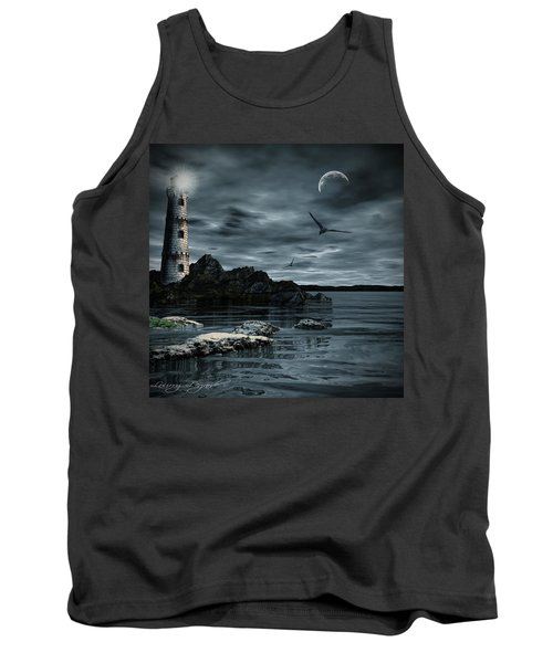 Lucent Dimness Tank Top