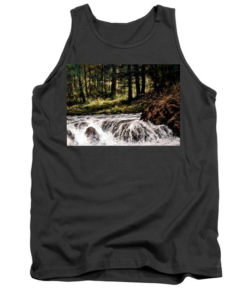 Lucia Falls In July Tank Top