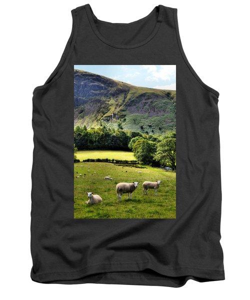 Lucky Sheep Tank Top