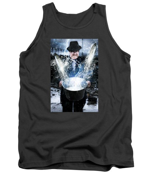 Tank Top featuring the photograph Lucky Strike by Jorgo Photography - Wall Art Gallery