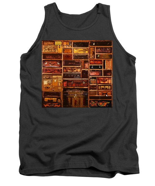 Luggage Tank Top
