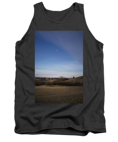 Lumsden Moon Rising Tank Top by Ellery Russell