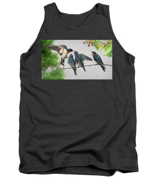 Lunch Time Tank Top