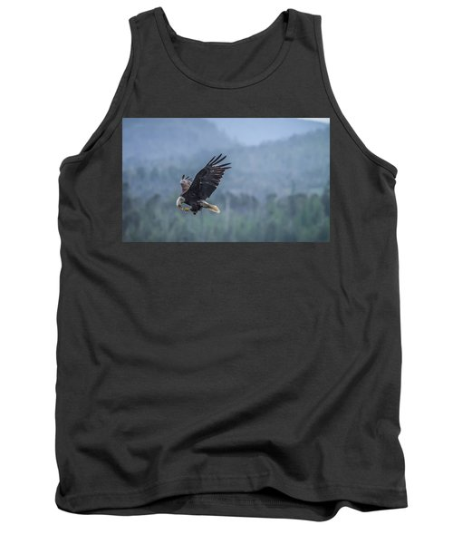 Tank Top featuring the photograph Lunch To Go by Timothy Latta