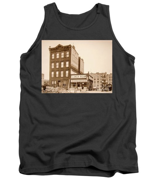 Tank Top featuring the photograph Lunchroom  by Cole Thompson