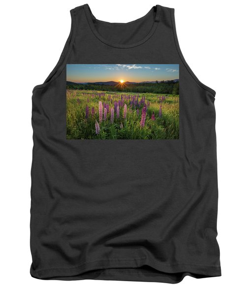 Lupine Sunrise Tank Top