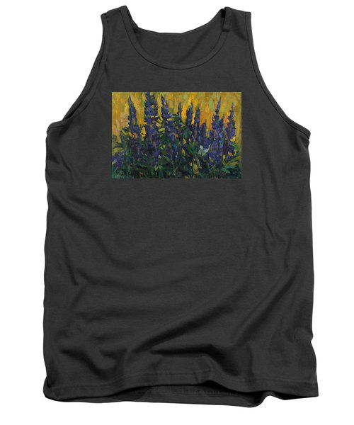 Lupins Tank Top