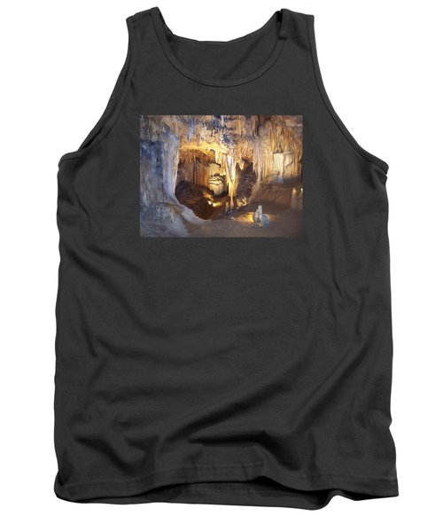 Luray Caverns Tank Top by Richard Bryce and Family