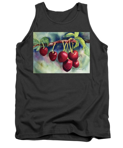 Luscious Cherries Tank Top