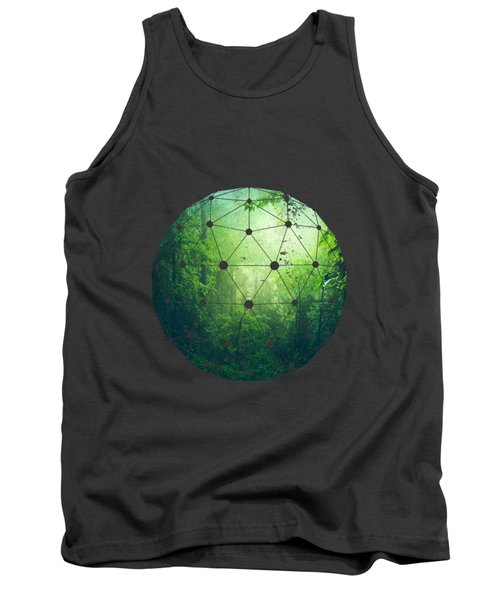 Lush Green Forest Tank Top