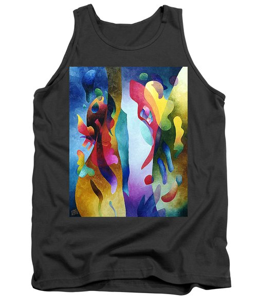Lyrical Grouping Tank Top